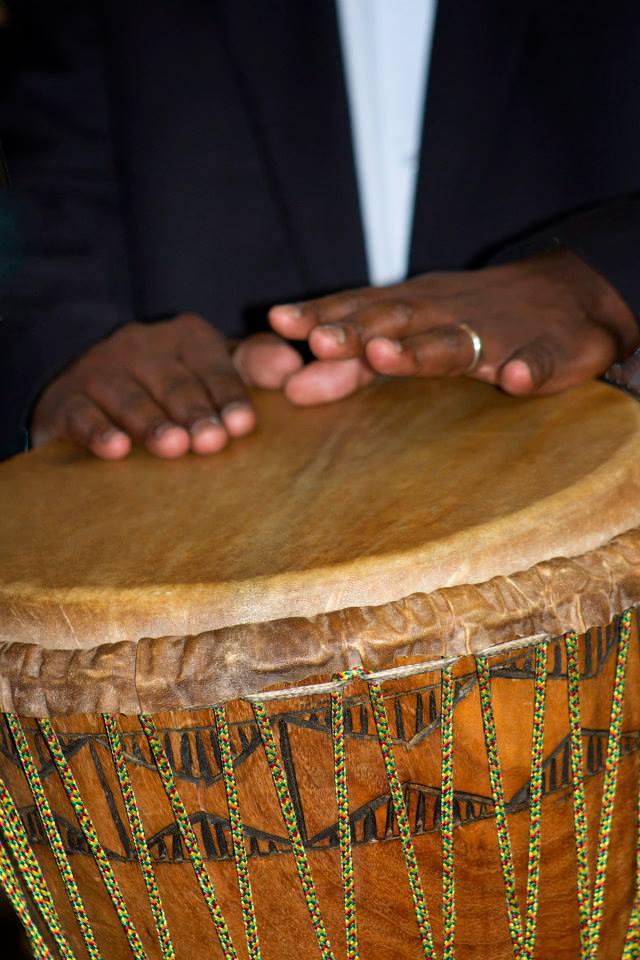 AfricaOneChoir_Drummer