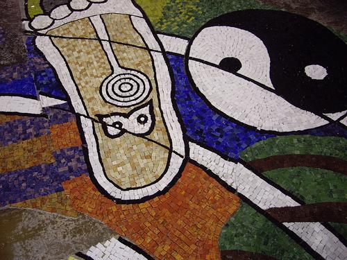 mosaicfoot