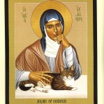 Julian of Norwich icon