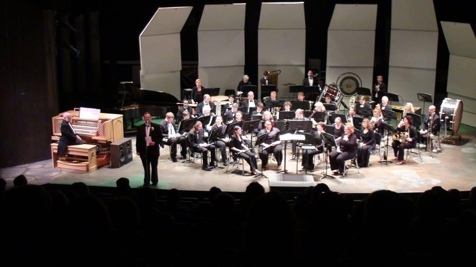 Allen Organ Concert